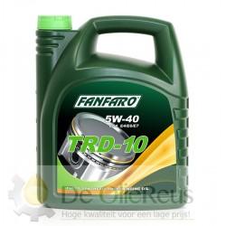 TRD-10  synthetische  Diesel  motorolie.